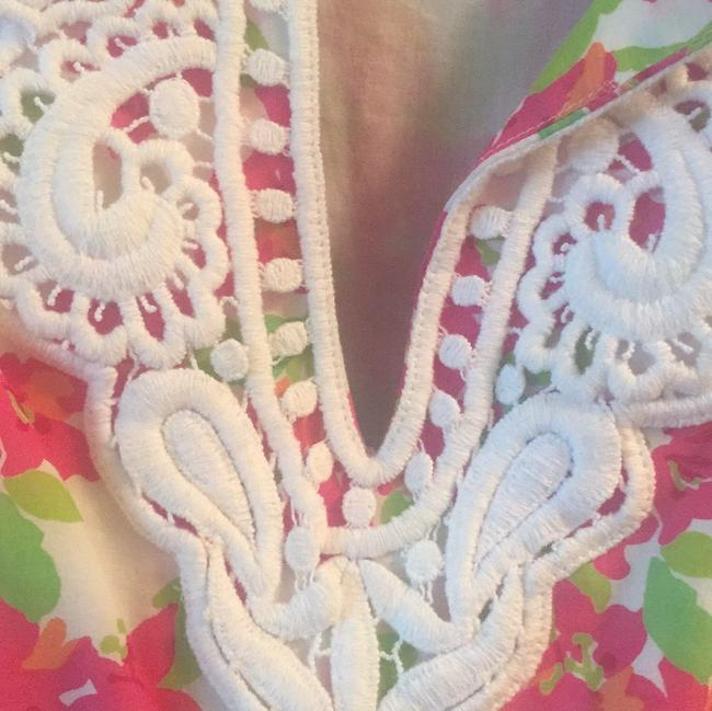 Lilly Pulitzer short dress Floral on Tradesy Image 3