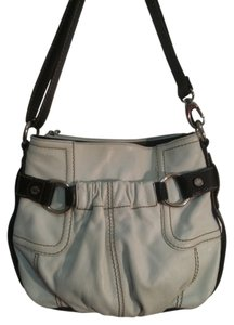 Tignanello Convertible Leather Hobo Bag