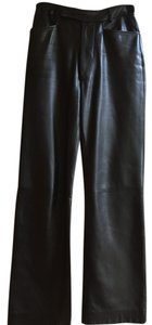 Gucci Straight Pants Brown