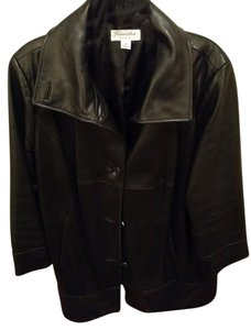 Preston & York Leather Jacket