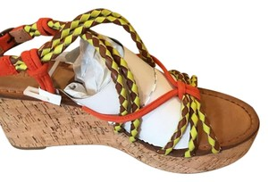 Nicole mandarin multi Sandals