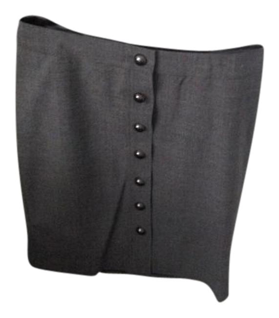 Preload https://img-static.tradesy.com/item/15253381/express-charcoal-pewter-button-skirt-size-6-s-28-0-1-650-650.jpg
