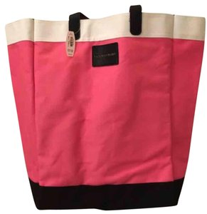 Victoria's Secret Pink, Black Travel Bag