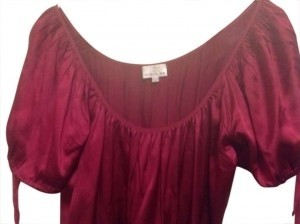 Miguelina Top Fuschia