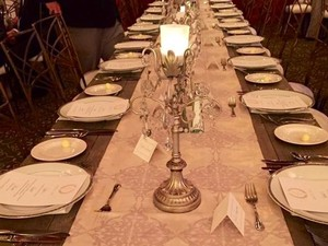 Waterford Fabric Custom Tablecloths And Runners