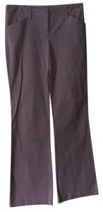 Theory Straight Pants Purple