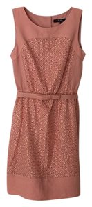BCBG Paris short dress Coral on Tradesy