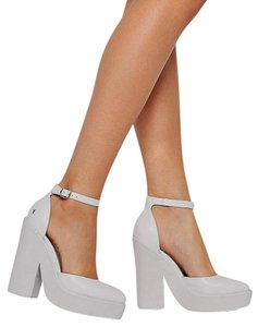 Windsor White Platforms