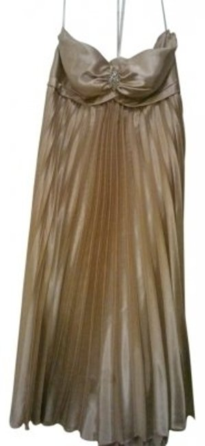 Preload https://img-static.tradesy.com/item/15255/gold-soft-gown-strapless-long-cocktail-dress-size-20-plus-1x-0-0-650-650.jpg