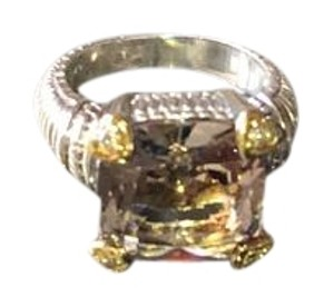 Judith Ripka Judith Ripka Candy Collection Brown Topaz Ring