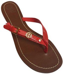 Tory Burch MASAI RED Sandals