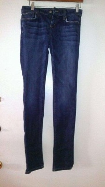 JOE'S Jeans Name: Cigarette In Luv Style: Ehv35244 Description: Regular Rise Very Leg Skinny Jeans-Dark Rinse