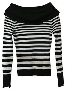 White House | Black Market Open Neck Sweater