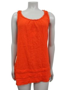 Edme & Esyllte Light Weight Top Orange