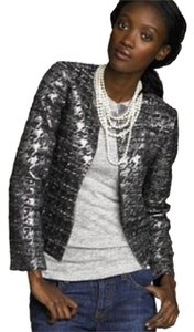 J.Crew Metallic Jacket