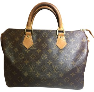 Louis Vuitton Satchel in Brow