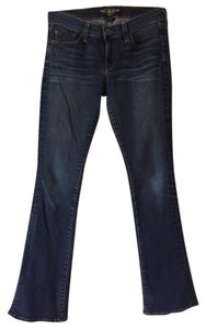 Lucky Brand Baby Boot Cut Jeans-Medium Wash