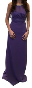 Alfred Angelo Purple Alfred Angelo Signature Bridesmaid Dress 7290 L Dress