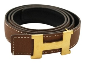 Hermes Hermes Size 75 Mini H Buckle Belt