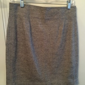Sinclaire 10 Mini Skirt Gray