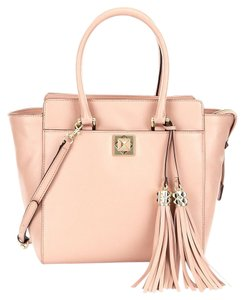 Karl Lagerfeld Satchel in Blush