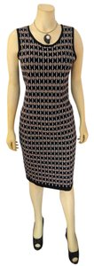 Vince Camuto short dress black P2044 Vince Knit Size Medium on Tradesy