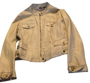 a.n.a. a new approach Beige Jacket