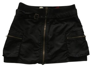 Da-Nang Mini Skirt Black