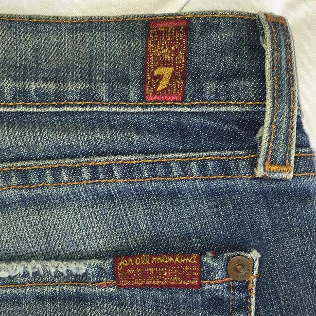 7 For All Mankind Straight Leg Jeans Image 11
