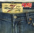 7 For All Mankind Straight Leg Jeans Image 4