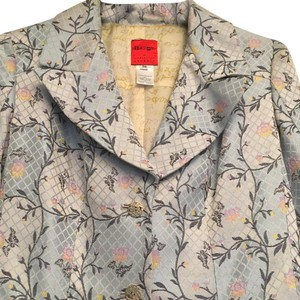 Christian Lacroix Blue floral Jacket