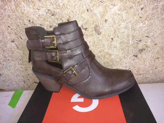 Guess Womens Brown Boots Image 1