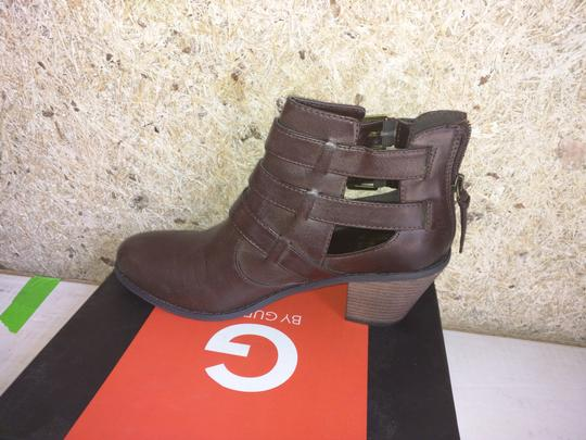 Guess Womens Brown Boots Image 2
