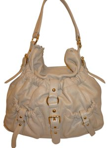 Michael Kors Extra Large Leather Refurbish Hobo Bag
