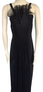 Giorgio Armani Long Gown Tie Gown Dress