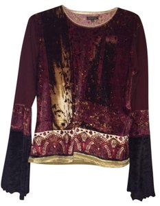 Street One Velvet Sweater