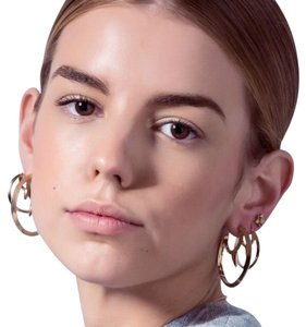 PAMELA LOVE Pamela Love Small Arc Hoops