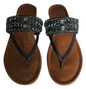 Jessica Simpson Flip Flops Cute Summer Sandals