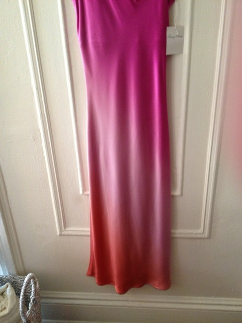 Tracy Reese Ombre Prom Dress