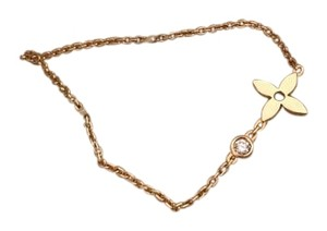 Louis Vuitton IDYLLE BLOSSOM PENDANT, PINK GOLD AND DIAMOND