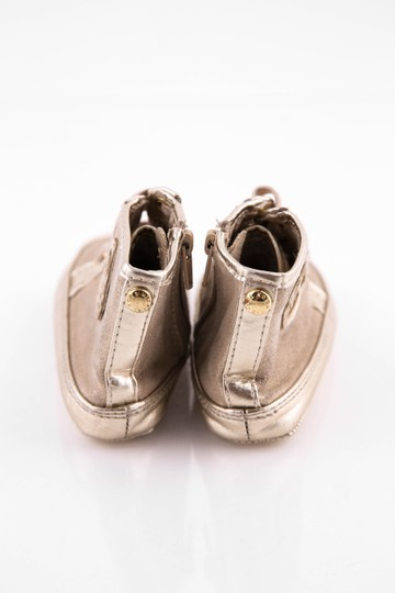 Michael Kors Baby High Tops Gold Athletic Image 2