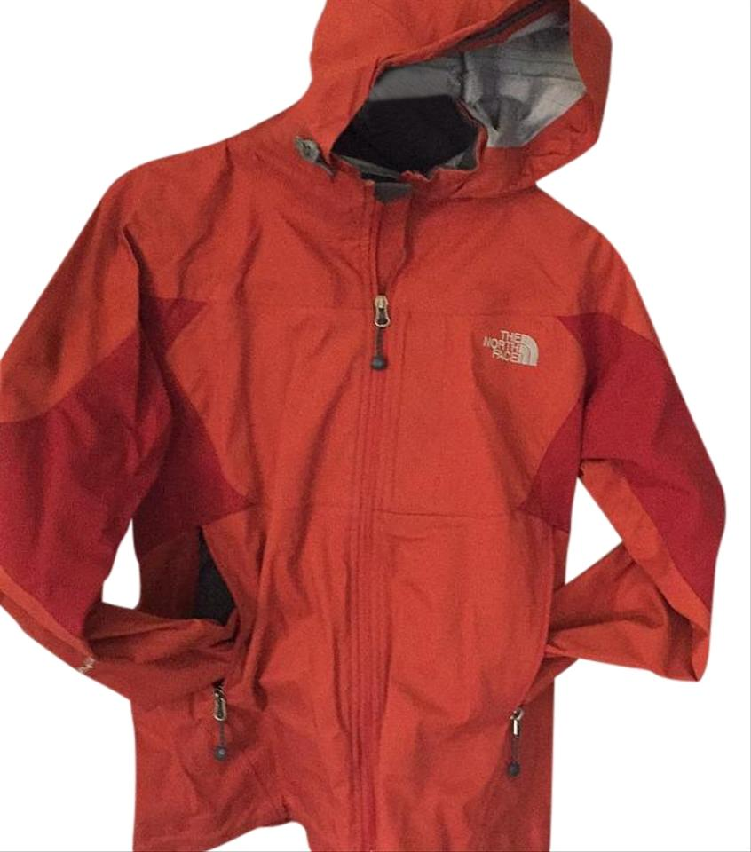5bd0265fd The North Face Burnt Orange Summit Series : Apex Women's Shell. Coat Size 8  (M) 60% off retail