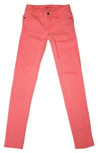 Abercrombie & Fitch Petite Skinny Jeans-Light Wash