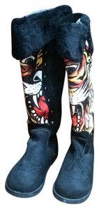 Uggs by Ed Hardy Boots