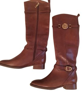 Tory Burch Chestnut Boots