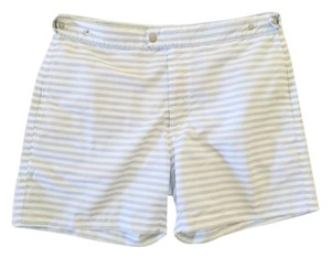 Solid & Striped Solid & Striped | Ash Blue & Off White Stripe Swim Trunks