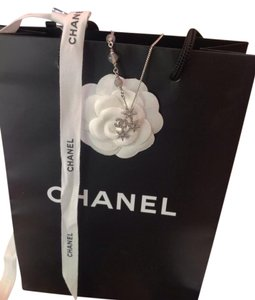 Chanel SHINING STAR COLLECTIBLE AUTHENTIC CHANEL GOLD CC CHARM NECKLACE 2015 New TRULY SUPER RARE SOLD-OUT