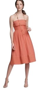 J.Crew Silk Chiffon Bridesmaid Summer Wedding Wedding Dress