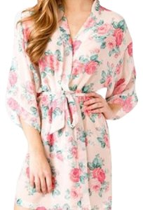 Forever 21 Rose/Mint Cabbage Sleep
