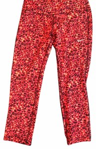 Nike Athletic Pants Red